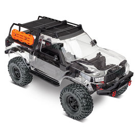 Traxxas 1/10 TRX4 SPORT CRAWLER KIT W/ CLEAR BODY