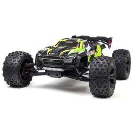 Arrma 1/5 KRATON 4WD 8S BLX Speed Monster Truck RTR: Green
