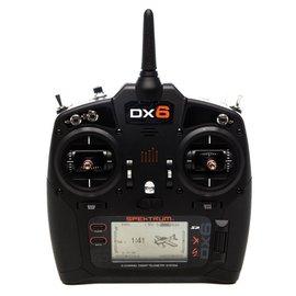 Spektrum DX6 6-Channel DSMX Transmitter Only Gen 3