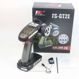 Flysky FS-GT2E 2.4Ghz 2 Channel Transmitter and Receiver