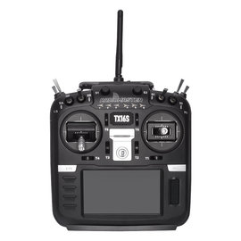 Radiomaster Radiomaster TX16S 16CH 2.4GHZ - Multi-protocol w/Hall Sensor Gimbals Open TX