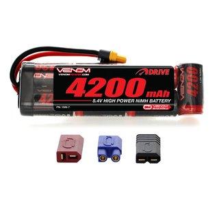 Venom Power 8.4V 4200mah NIMH Stick Uni-plug
