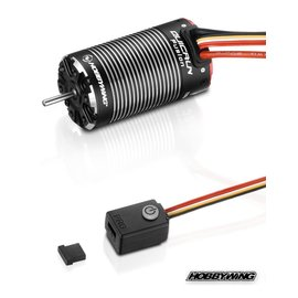 Hobbywing QUICRUN FUSION FOC SYSTEM 2 IN 1 1800KV FOR CRAWLERS