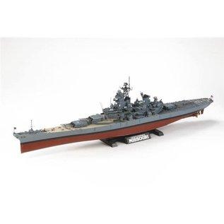 Tamiya 1/350 Missouri kit