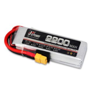 JH POWER 7.4V 2200mah 2S 45C JH POWER LIPO XT60