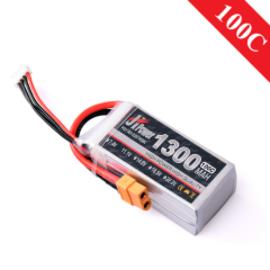 JH POWER 11.1V 1300mah 3S 100C JH POWER LIPO XT60