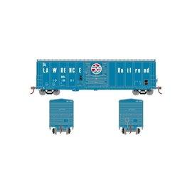 Athearn N 50' PS 5277 Box, NSL #181893