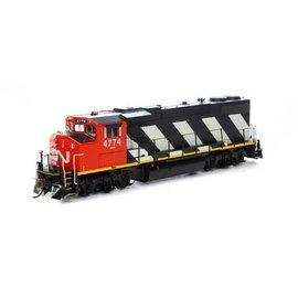 Athearn GP38-2 (W) GMD W/DCC/SND CN HO