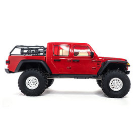 Axial 1/10 SCX10 III Jeep JT Gladiator w/Portals RTR Red