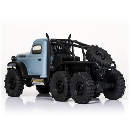 FMS Model Airplane 1/18 Atlas 6x6 Rock Crawler RTR: Blue