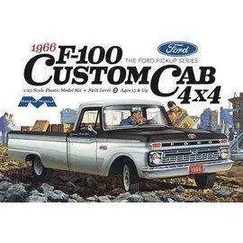 Moebius Models 1/25 1966 Ford F100 Custom Cab 4x4