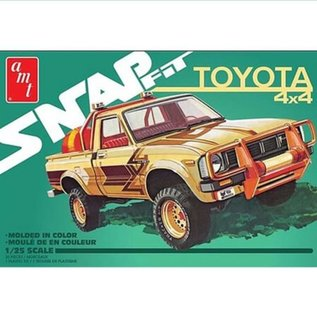AMT 1/25 '80 TOYOTA HILUX PICKUP SNAP TOGETHER