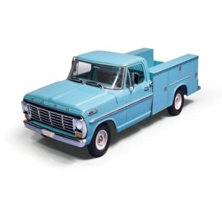 Moebius Models 1/25 1967 Ford F100 Service Bed