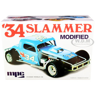 MPC Models 1/25 1934 Slammer Modified