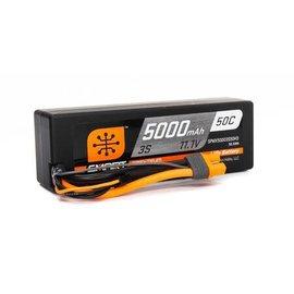 Spektrum 11.1V 5000mAh 3S 50C Smart LiPo  Hardcase; IC3