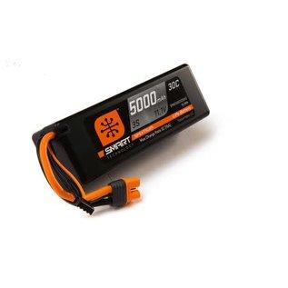 Spektrum 11.1V 5000mAh 3S  30C Smart LiPo Hardcase; IC3