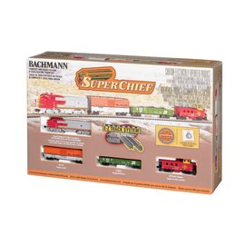 Bachmann Trains SUPER CHIEF SET N