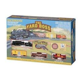 Bachmann Trains YARD BOSS TRAIN SET N