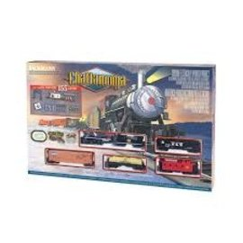 Bachmann Trains HO CHATTANOOGA TRAIN SET