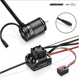 Hobbywing Xerun AXE 540L-1400KV R2 System for Crawlers