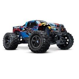 Traxxas X-MAXX 4WD BL RTR 8S MONSTER TRUCK Rock n Roll