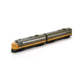 Athearn F7 A/B DCC/SND CN HO - CLEARANCE