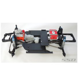 SSD RC TRAILKING PRO SCALE CHASSIS BUILDER'S KIT