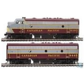 Walthers Mainline F7AB DCC/SND CP HO