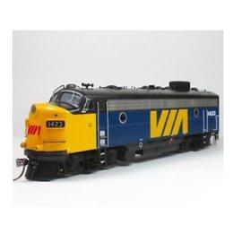 Rapido Trains FP7A  LOCOMOTIVE VIA DCC/SND HO - Clearance