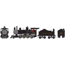 Athearn 2-8-0 w/DCC & Sound, CPR #3244 HO
