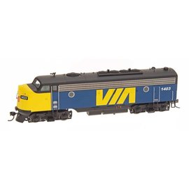 Rapido Trains FP7 LOCOMOTIVE VIA DCC/SND HO