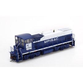 Athearn MP15AC/DCC/SND, EMD #115 HO