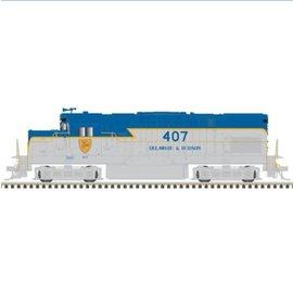 Atlas C420 PHASE 1 W/DCC & SND D&H HO