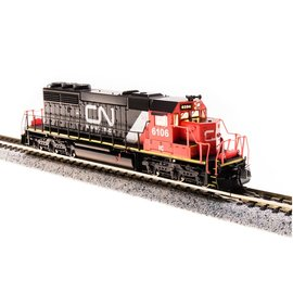 Broadway Limited EMD SD40-2, Canadian National #5937 DCC/SND N