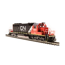 Broadway Limited SD40-2/DCC/P3 CN HO