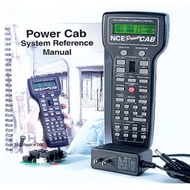 NCE POWERCAB DCC SYSTEM