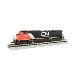 Bachmann Trains DASH 8-40CW W DCC & SND CN N