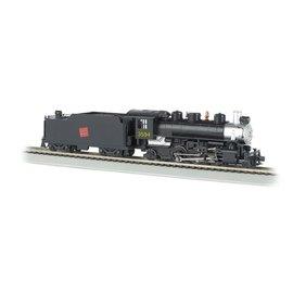 Bachmann Trains Prairie 2-6-2 W/Smoke CN HO