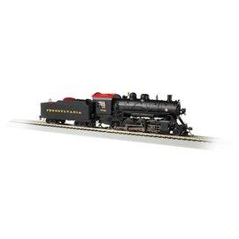 Bachmann Trains 2-8-0 w/DCC & Sound Value, PRR #7748HO