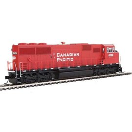 Walthers Mainline SD60M 3PC WINDSHIELD DCC/SND CP #6258 HO