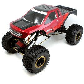 Redcat Racing EVEREST10 1/10 ROCK CRAWLER RED/BLK