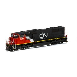 Walthers SC60 LOCO. DCC/SND CN HO
