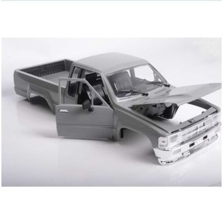 RC4WD 1987 Toyota XtraCab Hard Body Complete Set