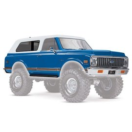 Traxxas 1/10 TRX-4 1972 Blazer Body Kit Painted Blue