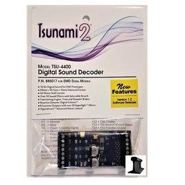 Soundtraxx TSU-4400 SOUND DECODER 4A EMD DIESEL