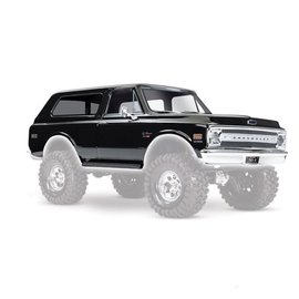 Traxxas 1/10 TRX-4 1969 Blazer Body Kit Painted  Black