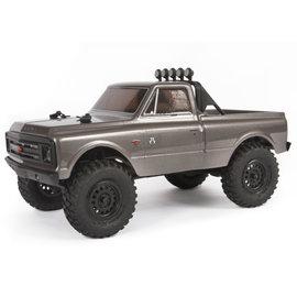 Axial 1/24 SCX24 67 CHEV C10 4WD SILVER RTR