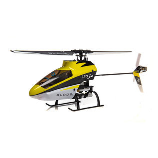 Blade Helis 120 S2 BNF WITH SAFE