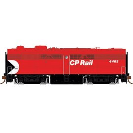 Rapido Trains FPB-2 DC CP MULTIMARK #4464 HO