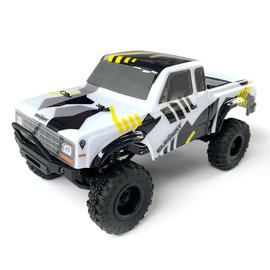 Team Associated 1/24 Enduro24 Sendero Trail Truck RTR, Black/Yellow